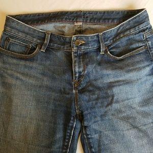LOFT original bootcut jeans size 10